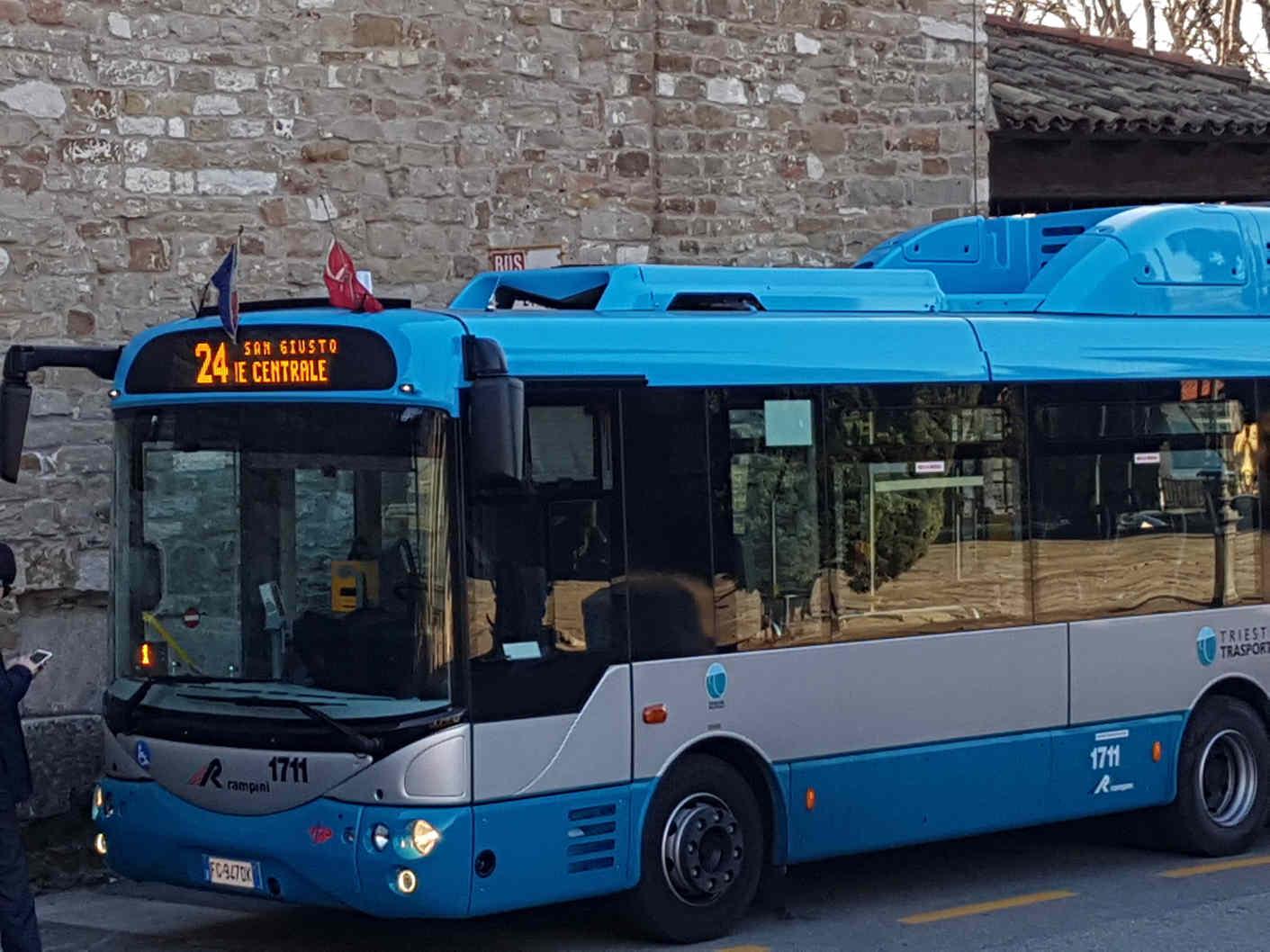 autobus 8 trieste orario - photo#21
