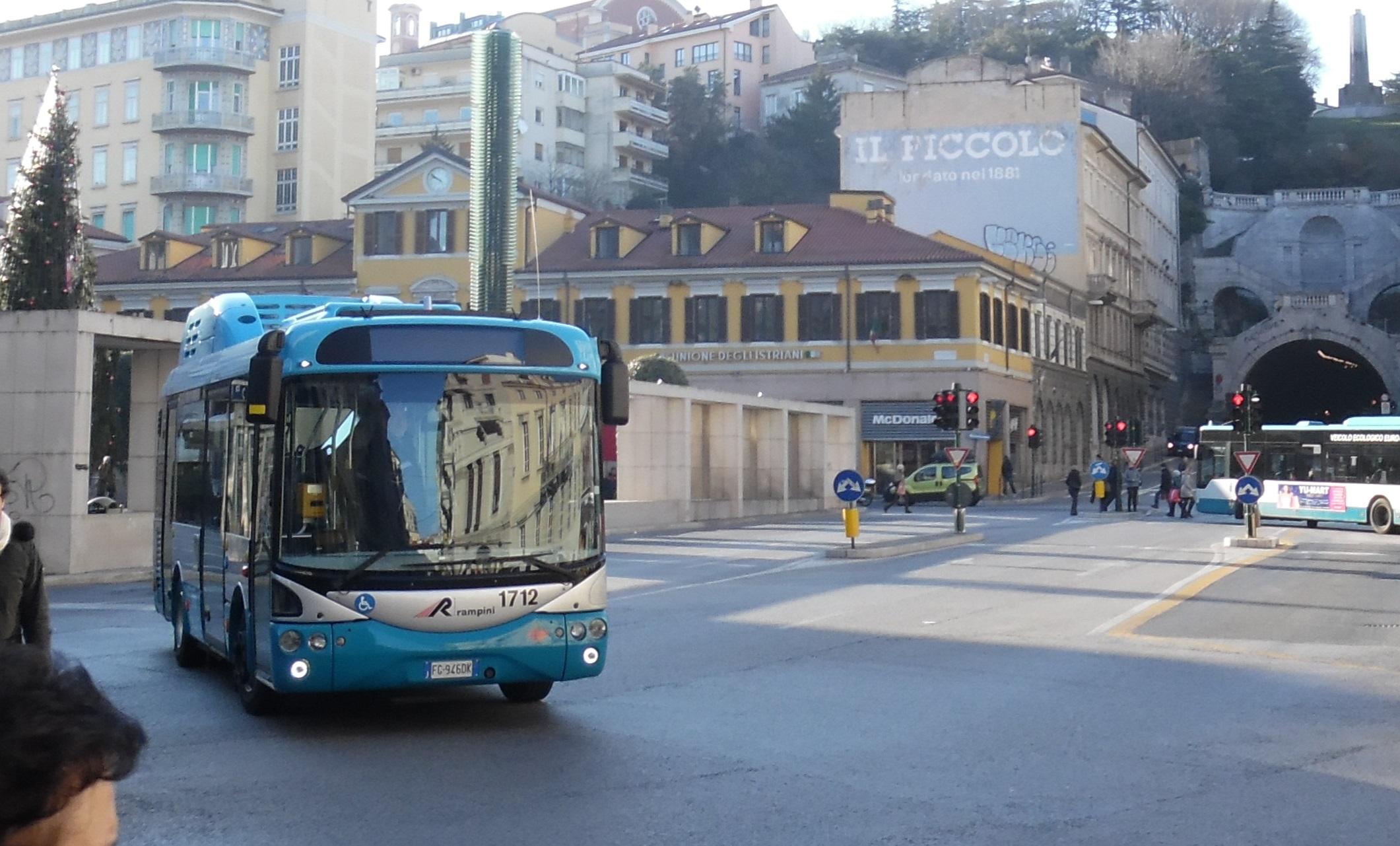 autobus 8 trieste orario - photo#33
