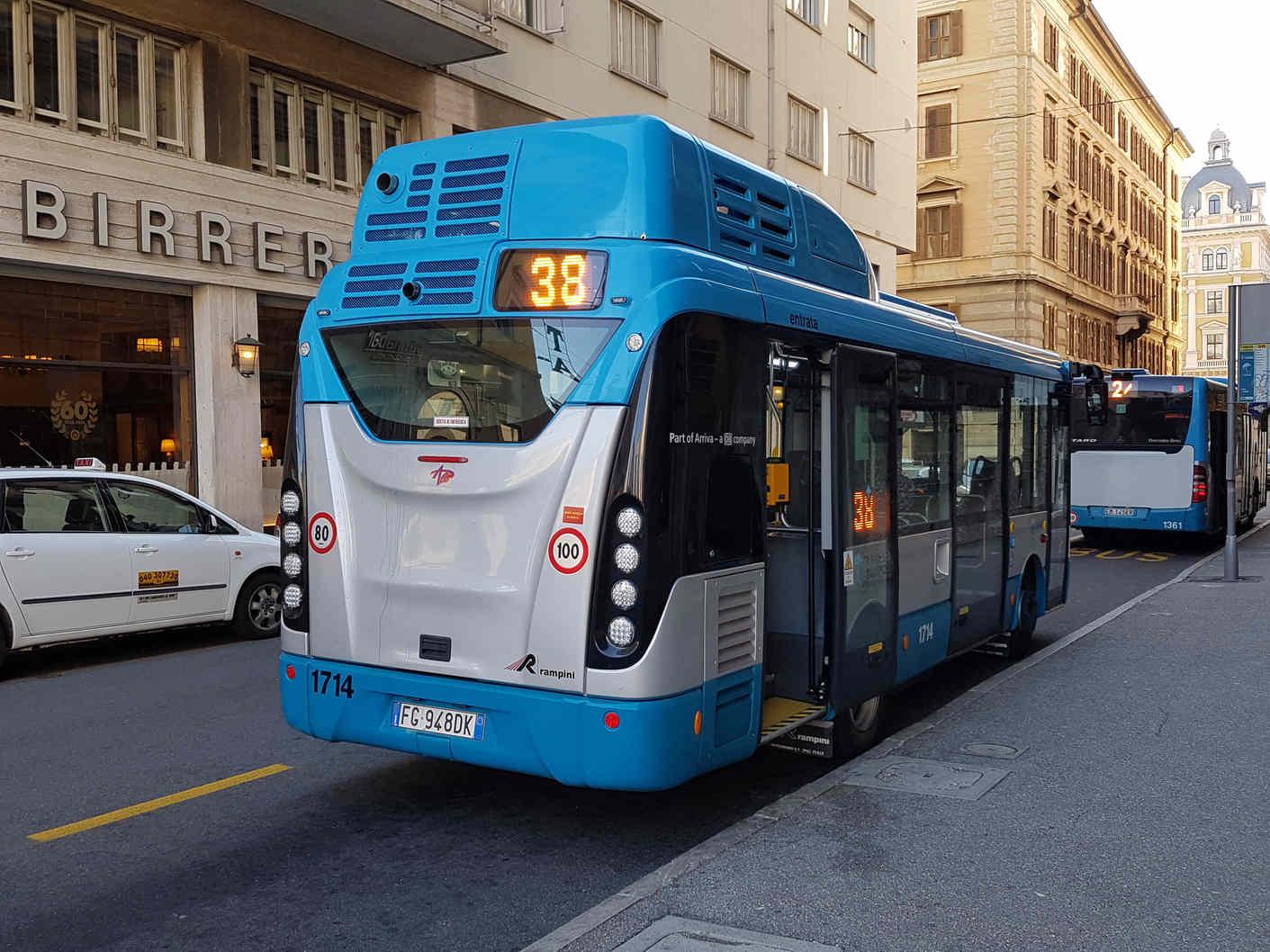 autobus 8 trieste orario - photo#8